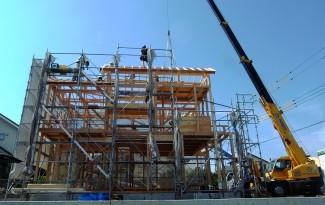 5月12日 建て方 (14)